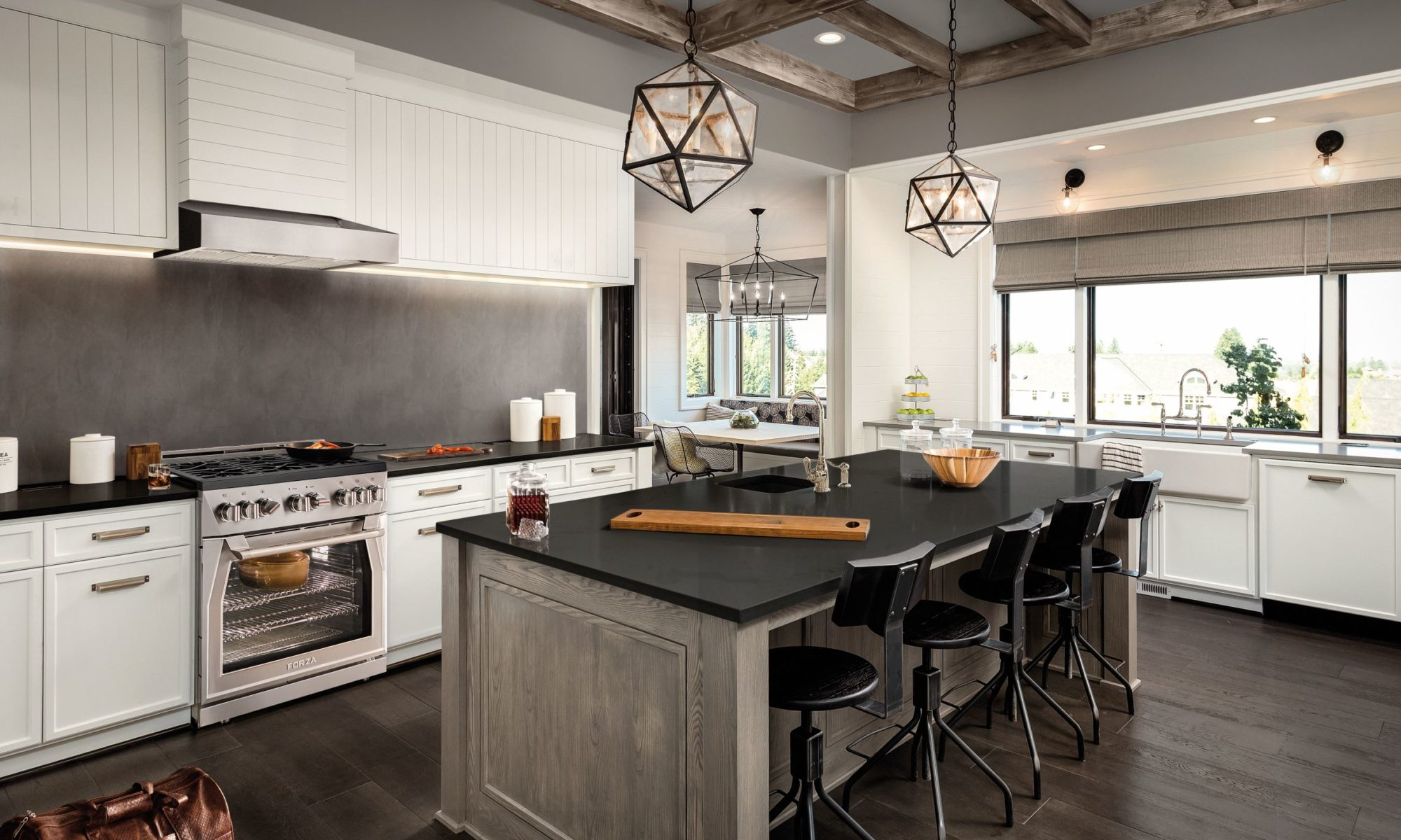 Forza Appliances with Italian Design in home