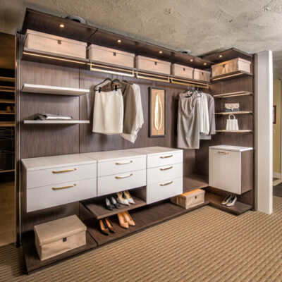 Spring Cleaning Guide with closet inspiration