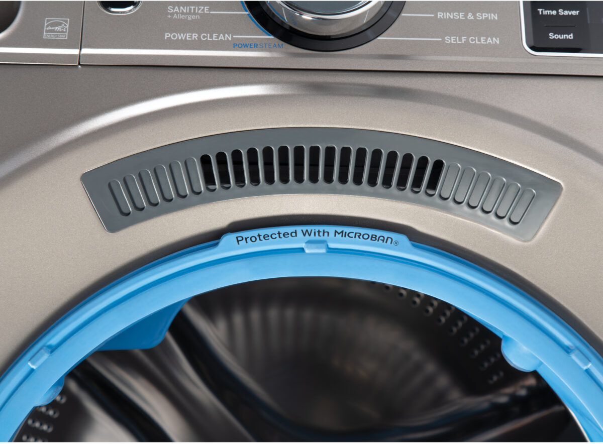 GE UltraFresh Washer is designed to take on Moldy Front-Loaders with new gasket