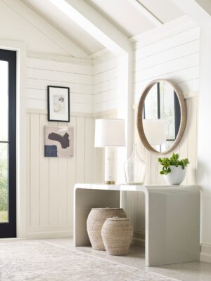Sherwin-Williams 2021 Colormix Forecast pure white paint showcase
