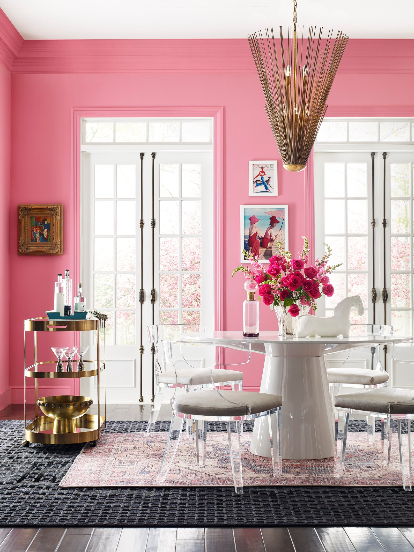 Sherwin-Williams 2021 Colormix Forecast jaipur pink showcase