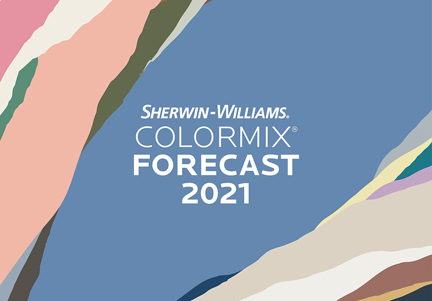 Sherwin-Williams 2021 Colormix Forecast
