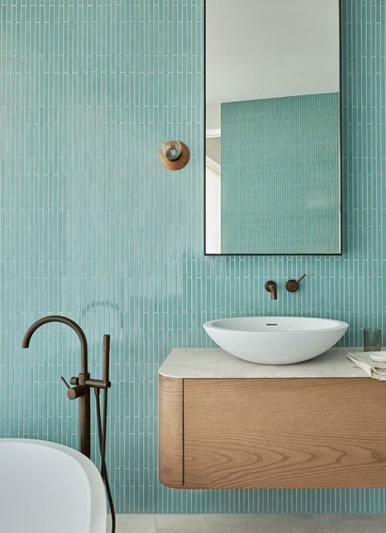 PPG 2021 Palette of the Year - Be Well tile inspiration