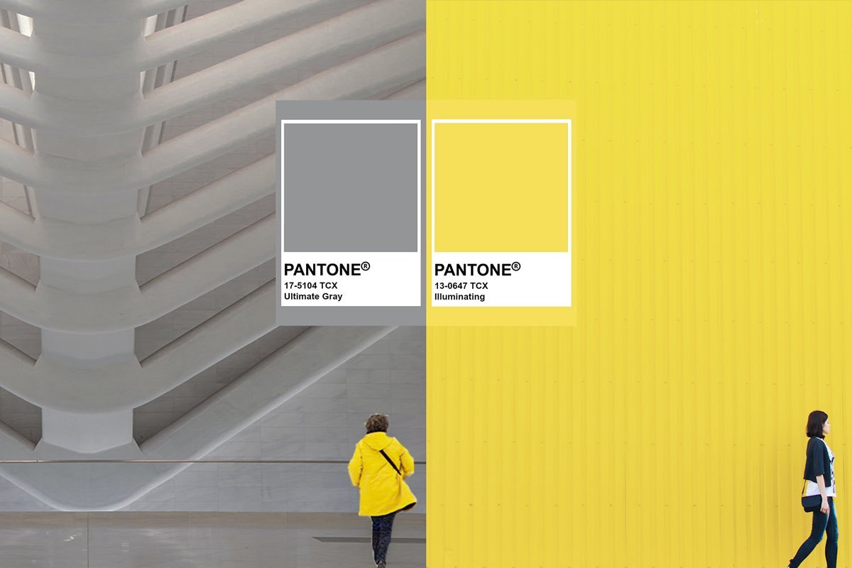 Pantone Reveals 2021's Color of the Year