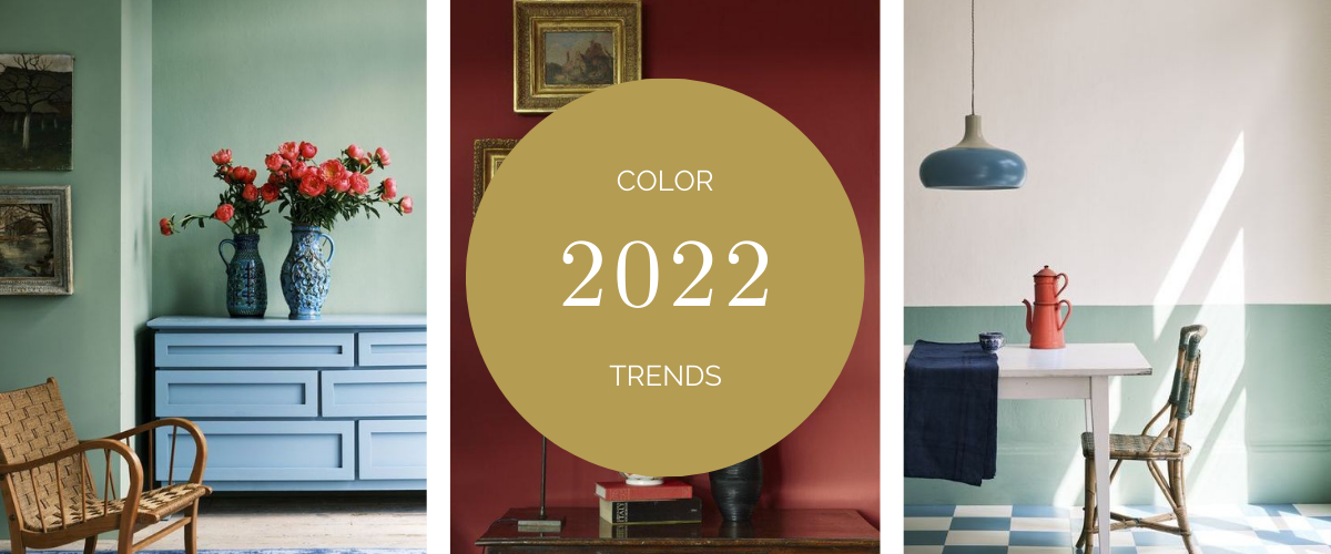 Farrow & Ball's 2022 Color Trends will lean on nostalgia