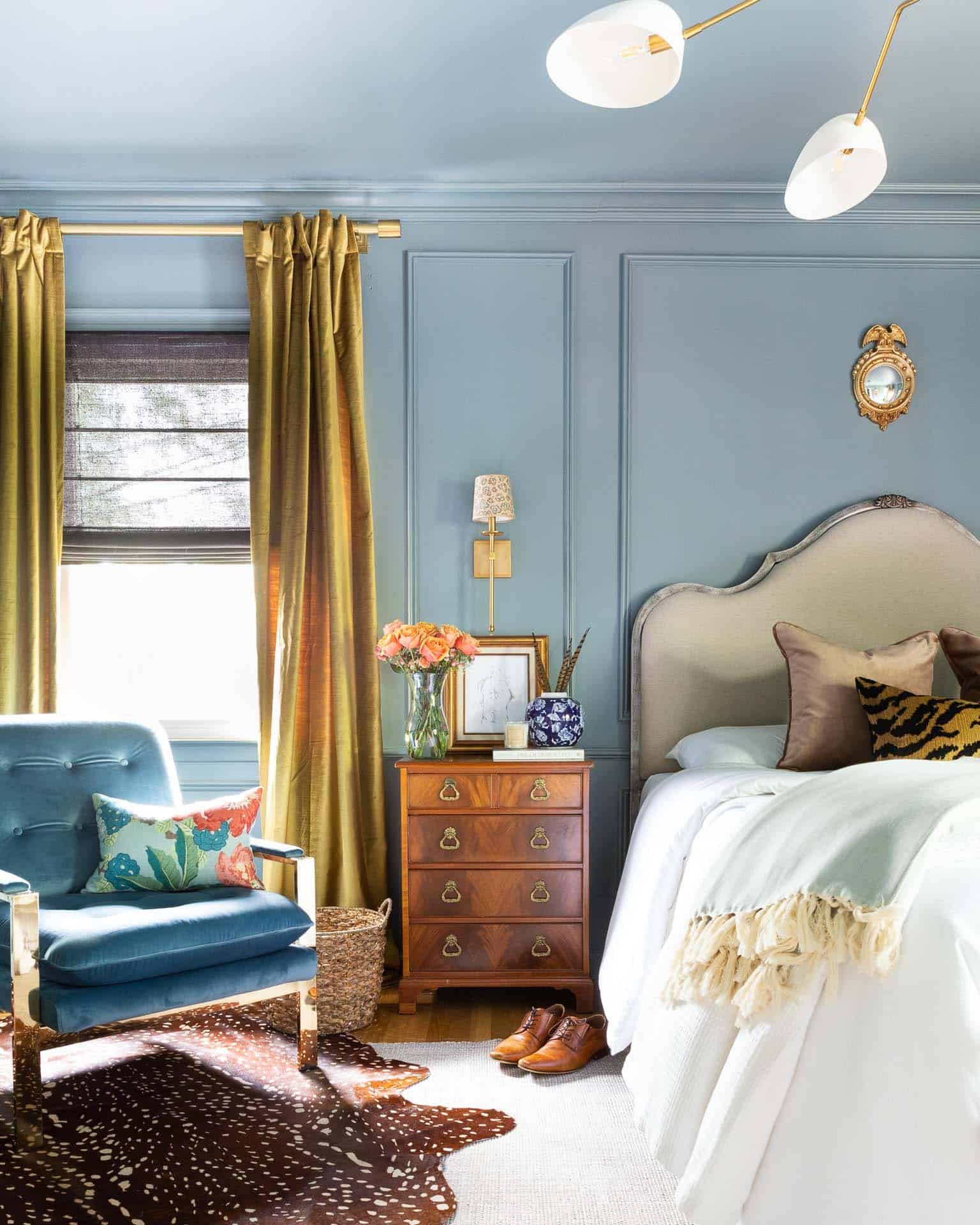 Graham & Brown Color of the Year 2022 paint inspiration